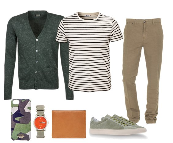 Patricia Trepanier Fashion Stylist For Men | Outfit Idea: Casual Look for Him