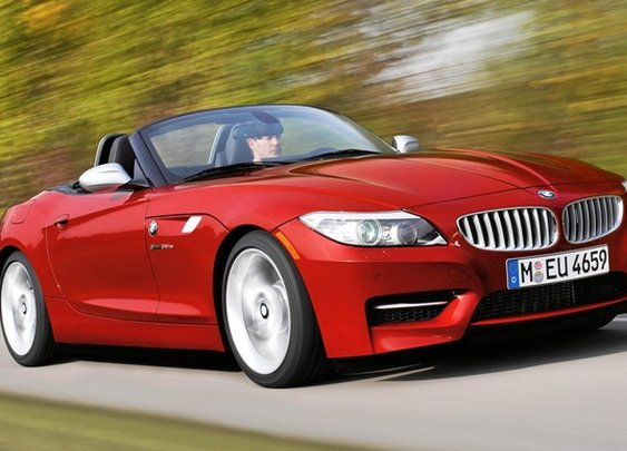 BMW Z4 sDRIVE35is Road Test Review, Price, Specs   NSTAutomotive