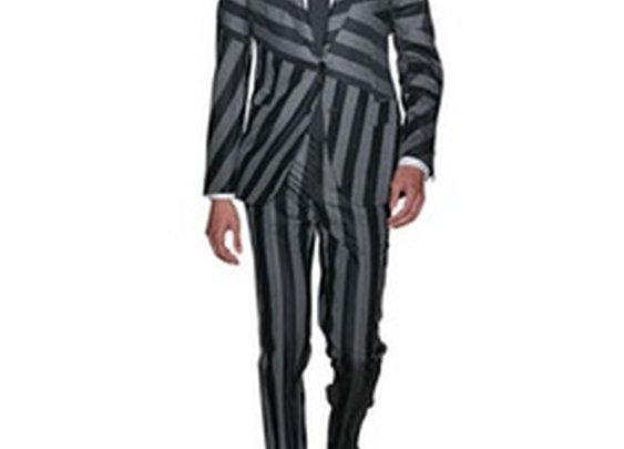 All Striped Out