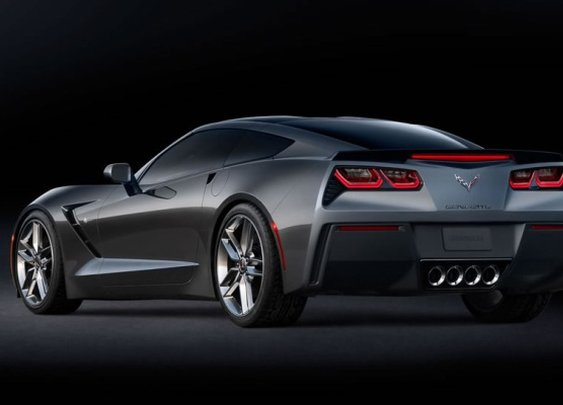 The Sharp Corvette Stingray 2014 by Chevrolet | Baxtton
