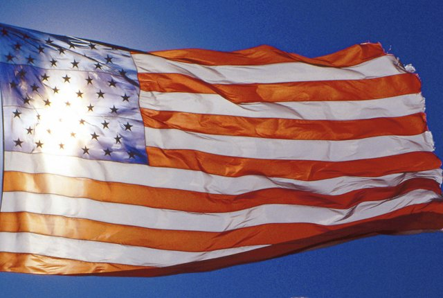 Star Spangled Banter: 13 Facts About the U.S. Flag