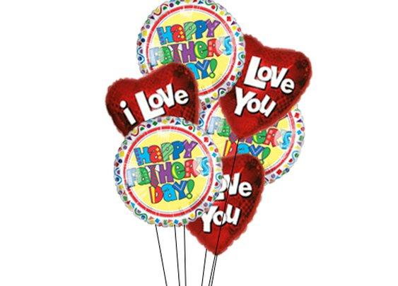 usa Balloons  - Perfect Dad