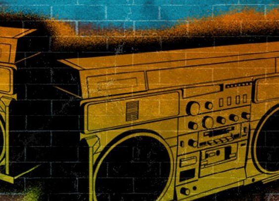 The Friday 5: Old School Rap Songs : 101 or Less