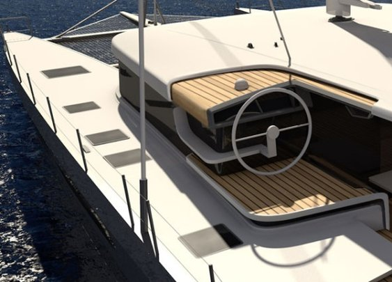 The VPLP 78, a Cruising Catamaran That Is Pure Luxury | Baxtton