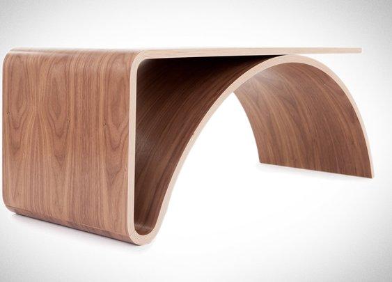 Kaari Table by Juhani Horelli: Take It To The Bridge