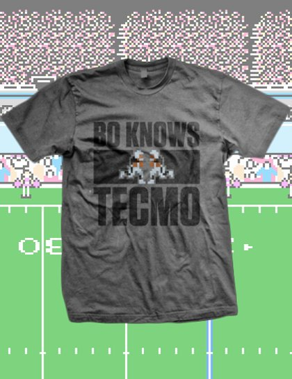 Tecmo Bowl - Official storefront powered by Merchline