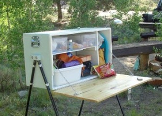 Starling Travel » Build Your Own Camp Kitchen