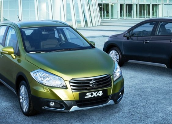 New Suzuki SX4 S-Cross MPV Review, Price, Specs, Release Date | NSTAutomotive