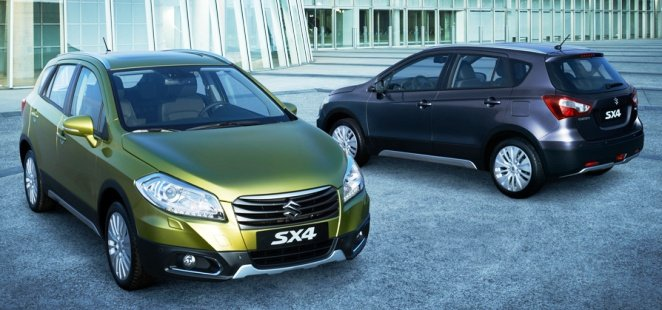 New Suzuki SX4 S-Cross MPV Review, Price, Specs, Release Date | NSTAutomotive