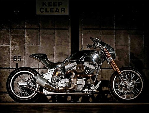 Arch Motorcycle Company KRGT-1  at werd.com