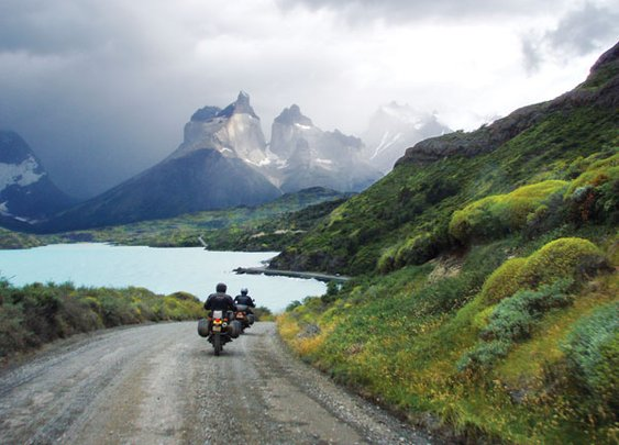 Southern Chile motorcycle ride