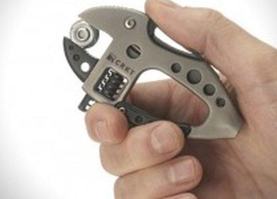 CRKT Guppie Multi-Tool | HiConsumption