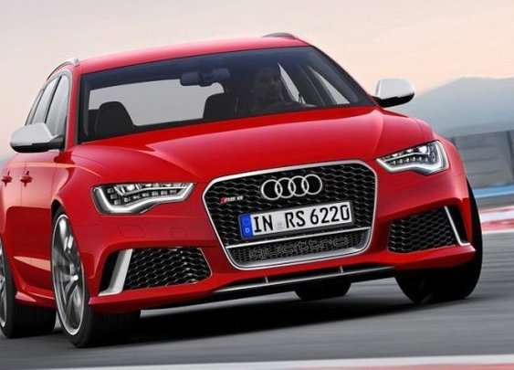 2014 Audi RS6 Avant Road Test Review, Price, Specification | NSTAutomotive