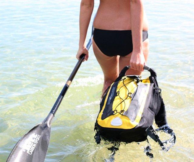 Waterproof Backpack | DudeIWantThat.com