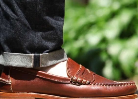 Scotch Grain Penny Loafer