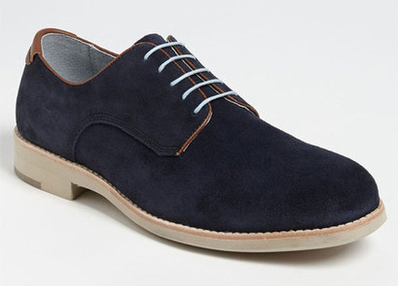 'Ellington' Suede Buck Shoe