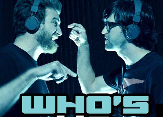 Rhett & Link Face-Off in a Funny & Competitive 'Yo Daddy Battle'