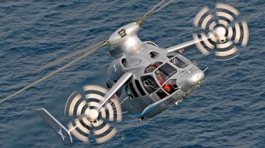 Speed record: Eurocopter X3 hits 255 knots