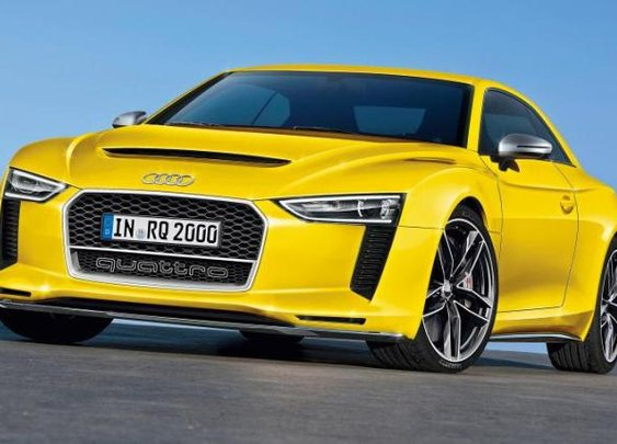 New Audi Sport Quattro Debut on Frankfurt Auto Show 2013 | NSTAutomotive