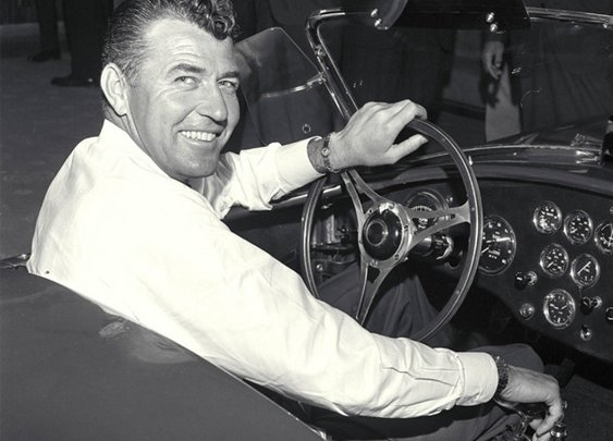 Hero: Carroll Shelby