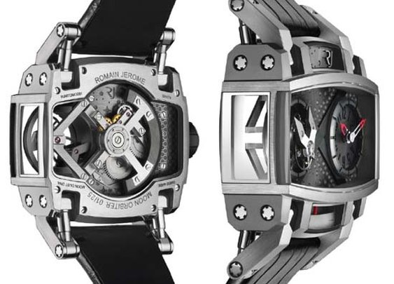 Romain Jerome Moon Orbiter Tourbillon Watch
