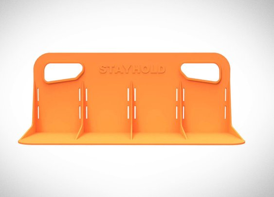 The Stayhold: The Car Trunk Hack You Should've Thought Of