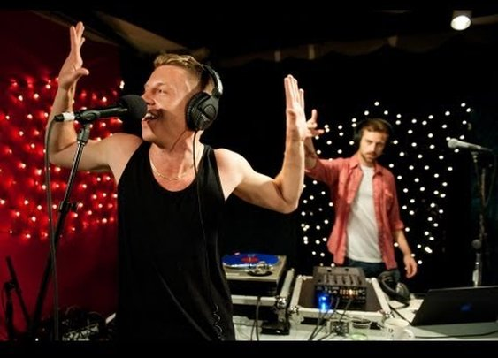 Macklemore & Ryan Lewis - On the Best YouTube Channel for Music