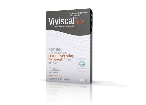 Men With Thinning Hair Use Viviscal