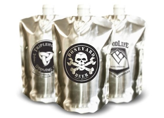 Beer Pouches | inStash