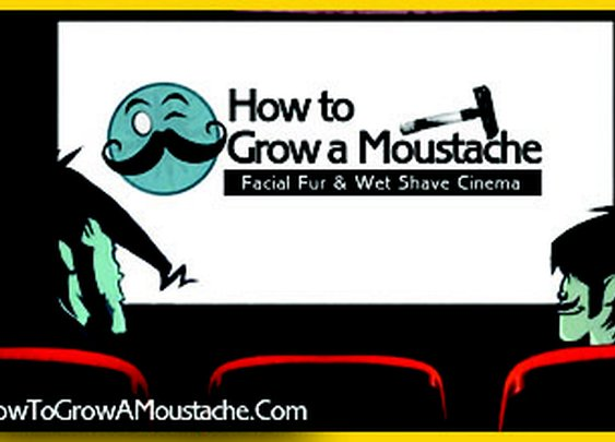 Facial Fur & Wet Shave Cinema | How to Grow a Moustache