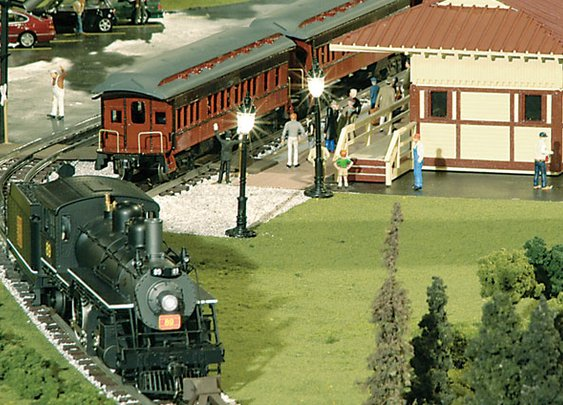 The Choo Choo Barn – Strasburg, PA | Gigantic Model Train Layout