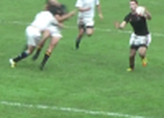 New Zealand Rugby Player Delivers NFL-Sized Hit (VIDEO)  | Manolith