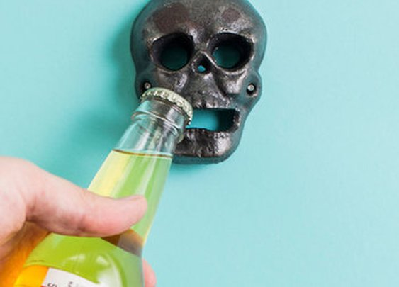 Head of the Game Bottle Opener | Wantcy
