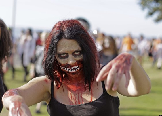 Frank Swain: Why Zombies Are Real