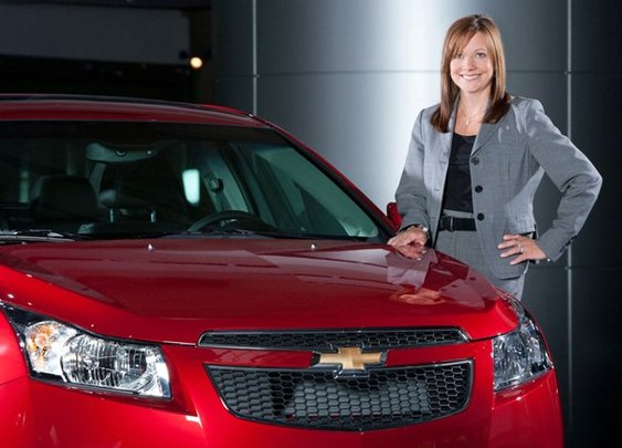 Meet Mary Barra strong candidate for Next GM's CEO | NSTAutomotive