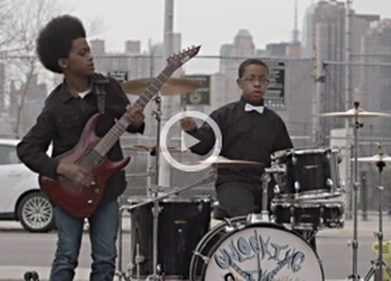 Unlocking The Truth Metal Band by 6th Graders | Cool Material