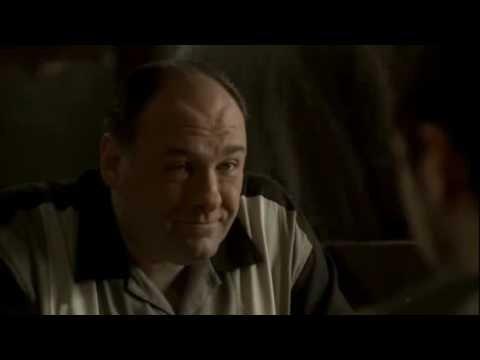 RIP James Gandolfini - Sopranos Final Scene