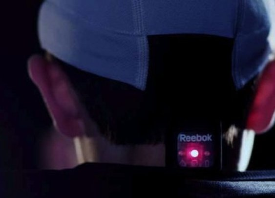 Reebok's CheckLight system assesses knocks to athletes' heads