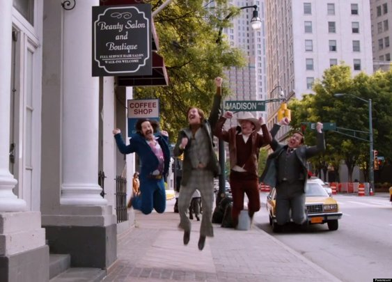 'Anchorman: The Legend Continues' Trailer: Say What?