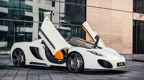 Gemballa McLaren GT Spider 2013