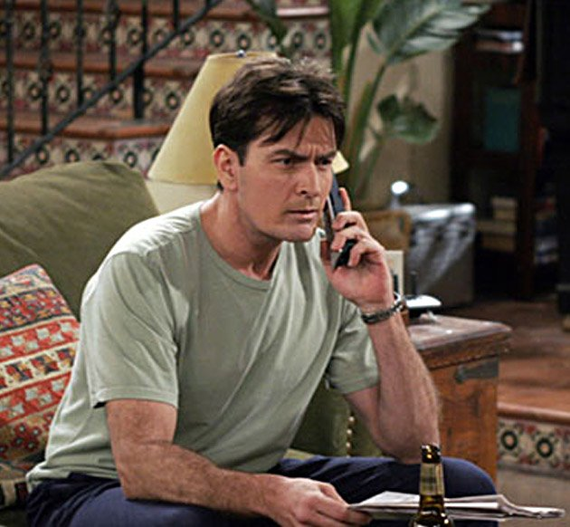 Charlie Sheen Prank Call
