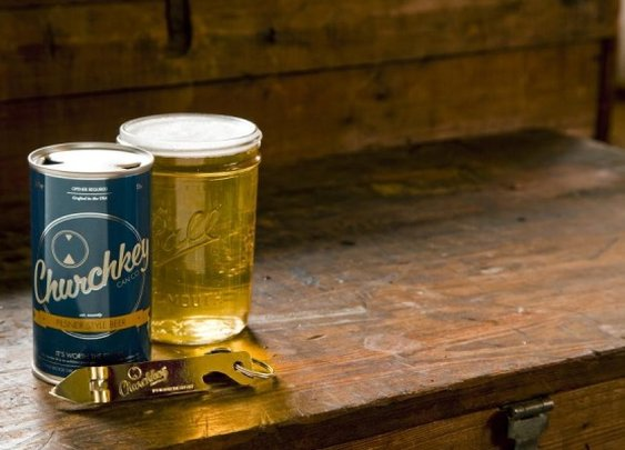 Churchkey Beer in a Can, Classic and Delicious | Baxtton