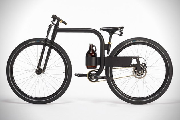 Growler City Bicycle by Joey Ruiter