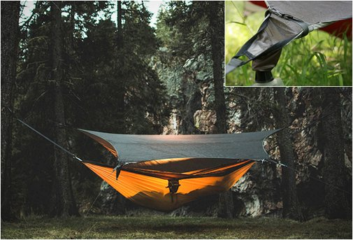 GLIDER | SHELTER & RAIN RETENTION SYSTEM