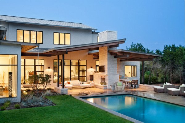 The Blanco House