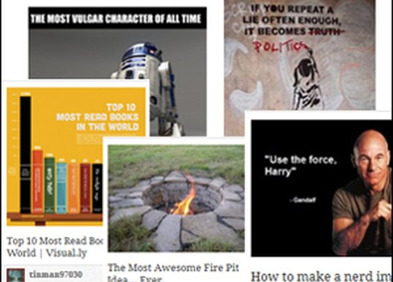 The Top 10 Best Websites Like Pinterest «  All My Faves | Blog | @allmyfaves