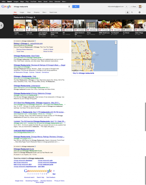 10 Random People's Reactions To Google Local Carousel | Nifty Marketing