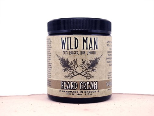 Wild Man Beard Cream | That Should Be Mine