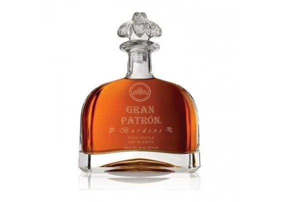 Gran Patrón Burdeos Tequila, Divinely Mexican   Baxtton