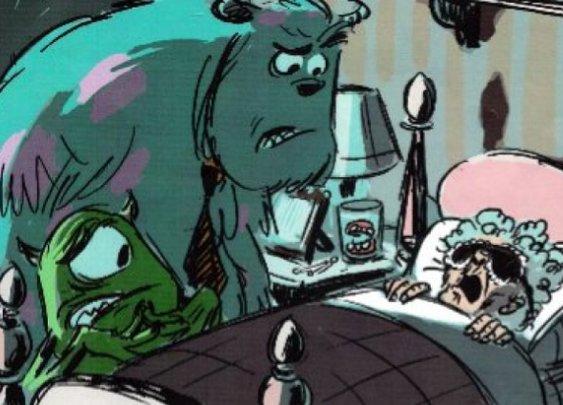 6 Unproduced Pixar Films and Sequels | Mental Floss
